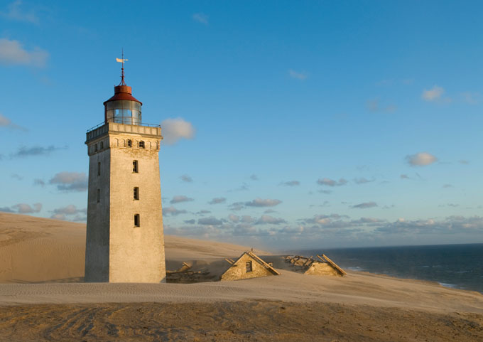 denmark lighthouse 179296404