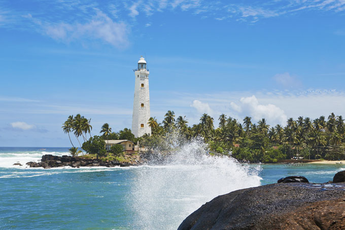 sri lanka dondra head lighthouse 511392755