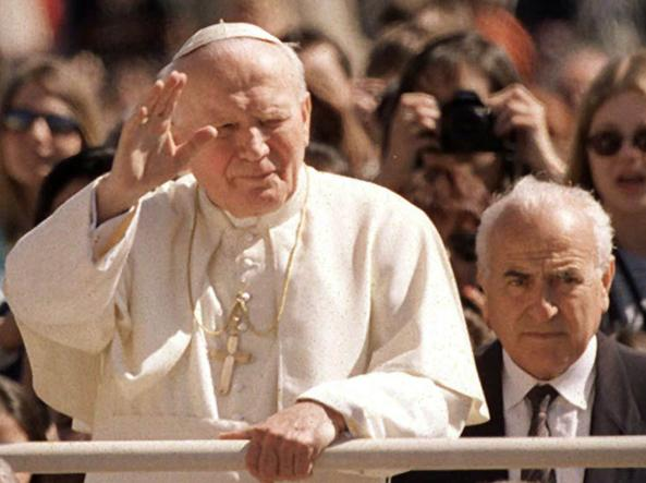 Davide cervia - Finestra del papa ...