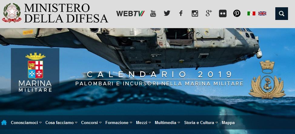 Calendario Marina Militare 2020.On Line Il Concorso Per L Ammissione Al 22 Corso