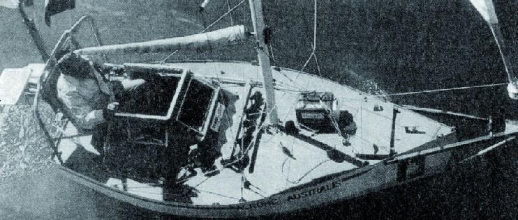 Testa sergio for Parti di una barca a vela